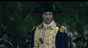 George Washington in Evony Spot
