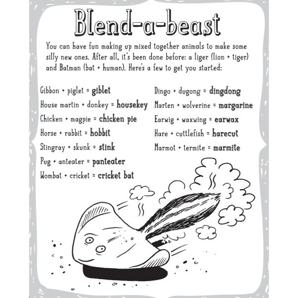 Blend-A-Beast
