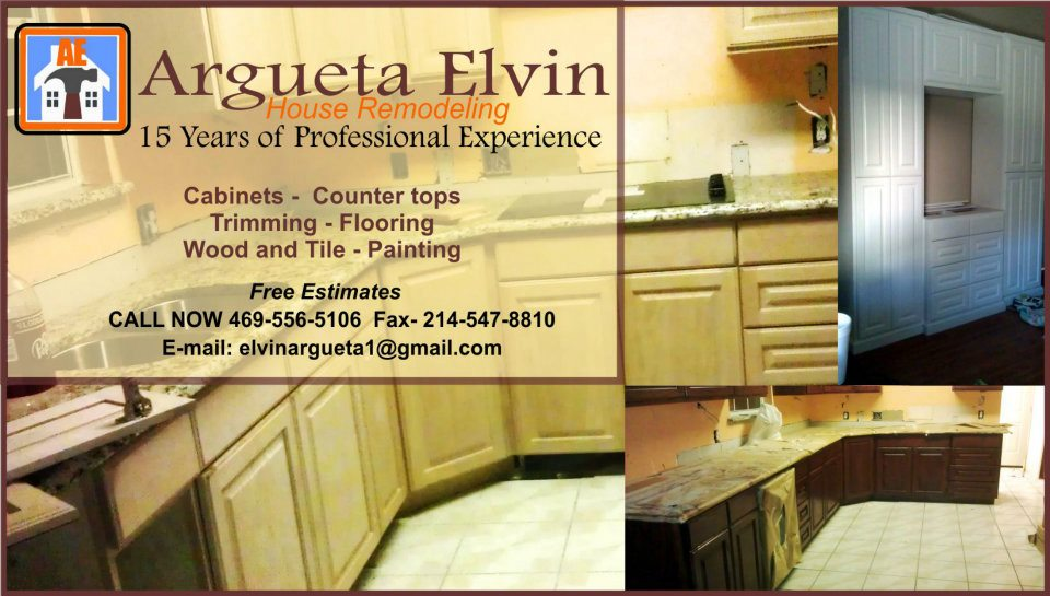 Argueta House Remodeling