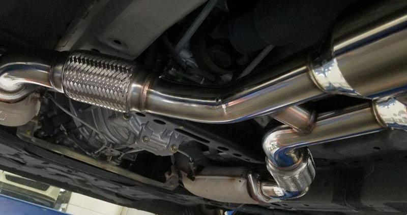 custom exhaust systems san diego