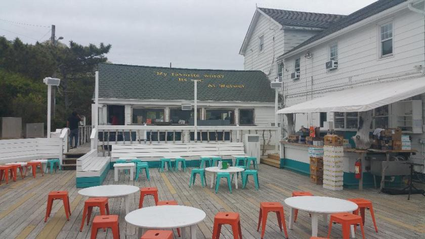 The Surf Lodge in Montauk, NY