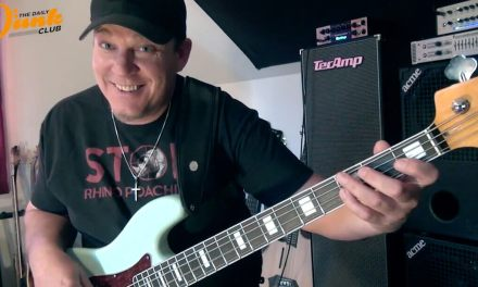 VIDEO #3 GAMMA P16 BARTOLINI DEMO & GROOVE WITH VARIATIONS LESSON