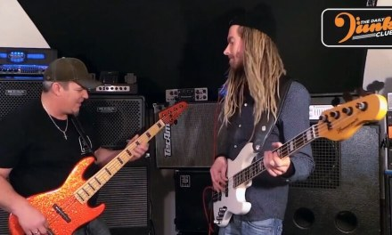 VIDEO #17 REMCO & ANDY FUNK BASS DUET