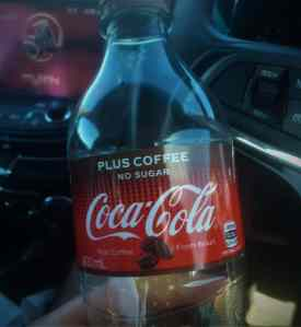 Home Page Coca-Cola with Coffee