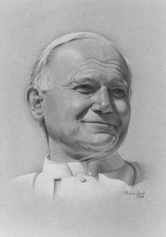 Resultado de imagen para El Papa Francisco narra la historia del mendigo que confesó a San Juan Pablo II