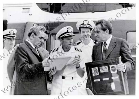 Skylab-II-Nixon-et-Brezhnev