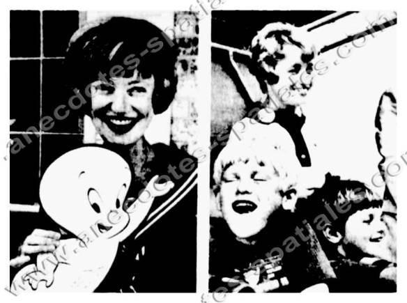 Elizabeth Mattingly - Dorothée Duke , Cahrles III et Tom
