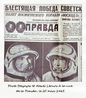 Voskhod 2 Une Pravda