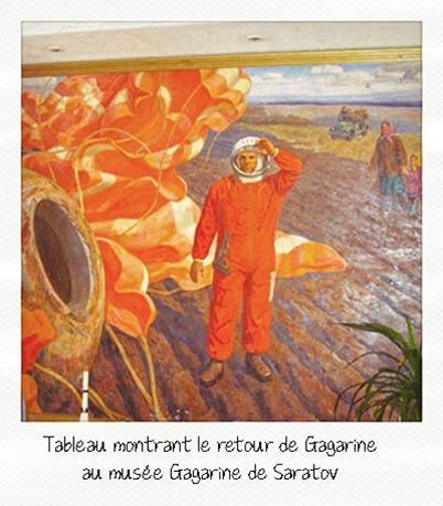 Tableau Gagarine