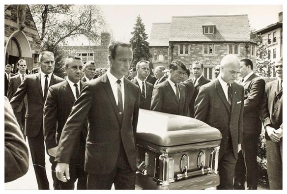 Funérailles Leo DeOrsey