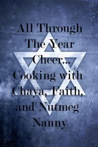 All Through the Year Cheer:  Hanukkah!