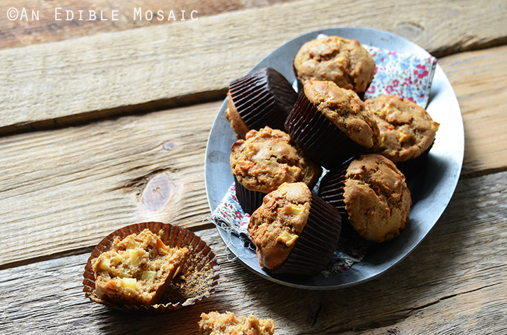 Carrot Cake Breakfast Muffins 4