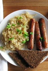 Sausages & Sauerkraut
