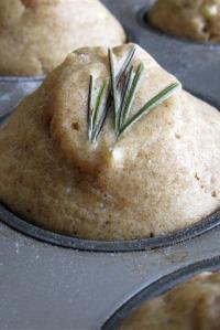 Savory Caramelized Onion, Feta, & Herb Muffins