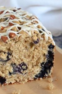 Blueberry-Oat Breakfast Loaf