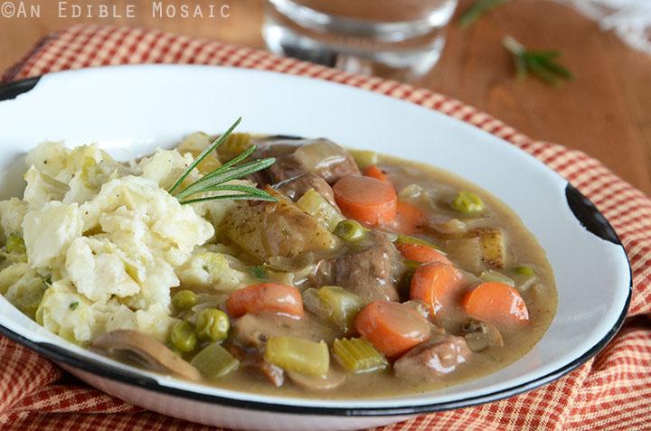 Basic Beef Stew Using Pantry Staples 2