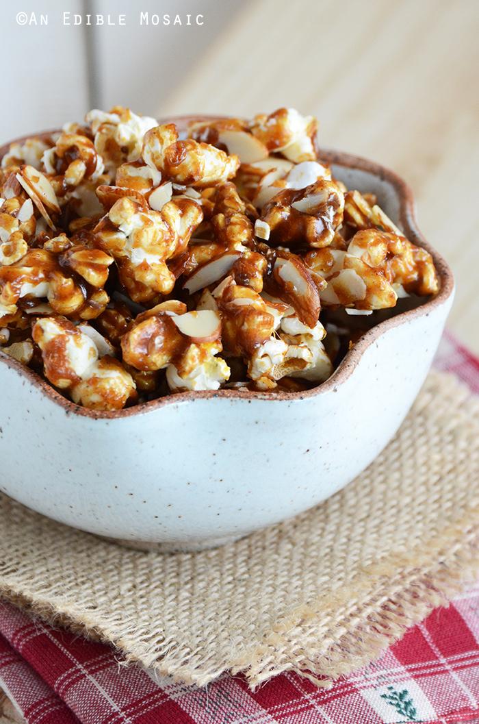 Gingerbread Popcorn 3