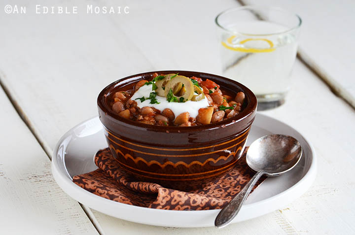 Chili with a Spanish Flair 3