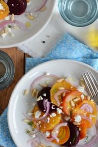 Beet-Citrus Salad