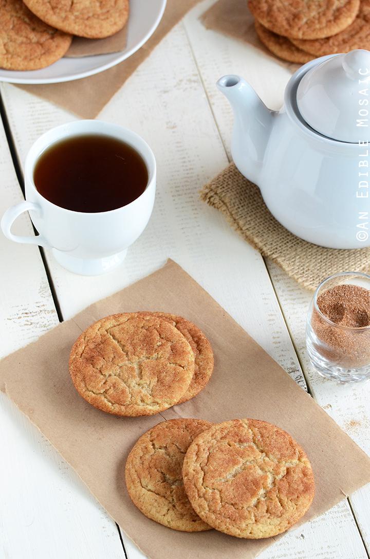 Snickercrinkle Cookies 2
