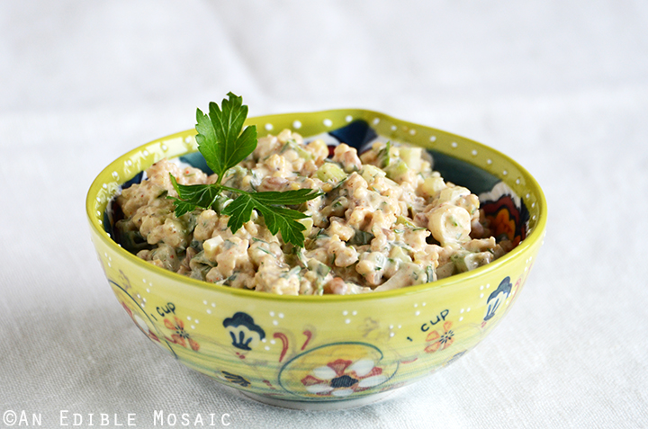 "The Ultimate Mock ""Tuna"" Salad {Vegan} 2"