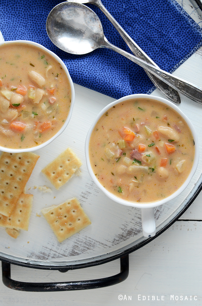 White Bean Chowder