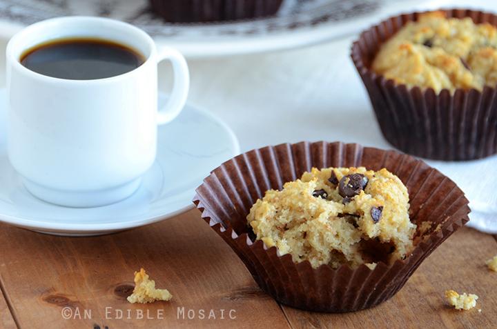 Coconut-Chocolate Chunk Muffins {paleo} 3