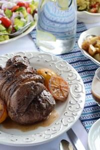 A Lamb Feast