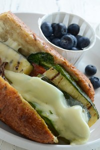 The Ultimate Veggie Hoagie