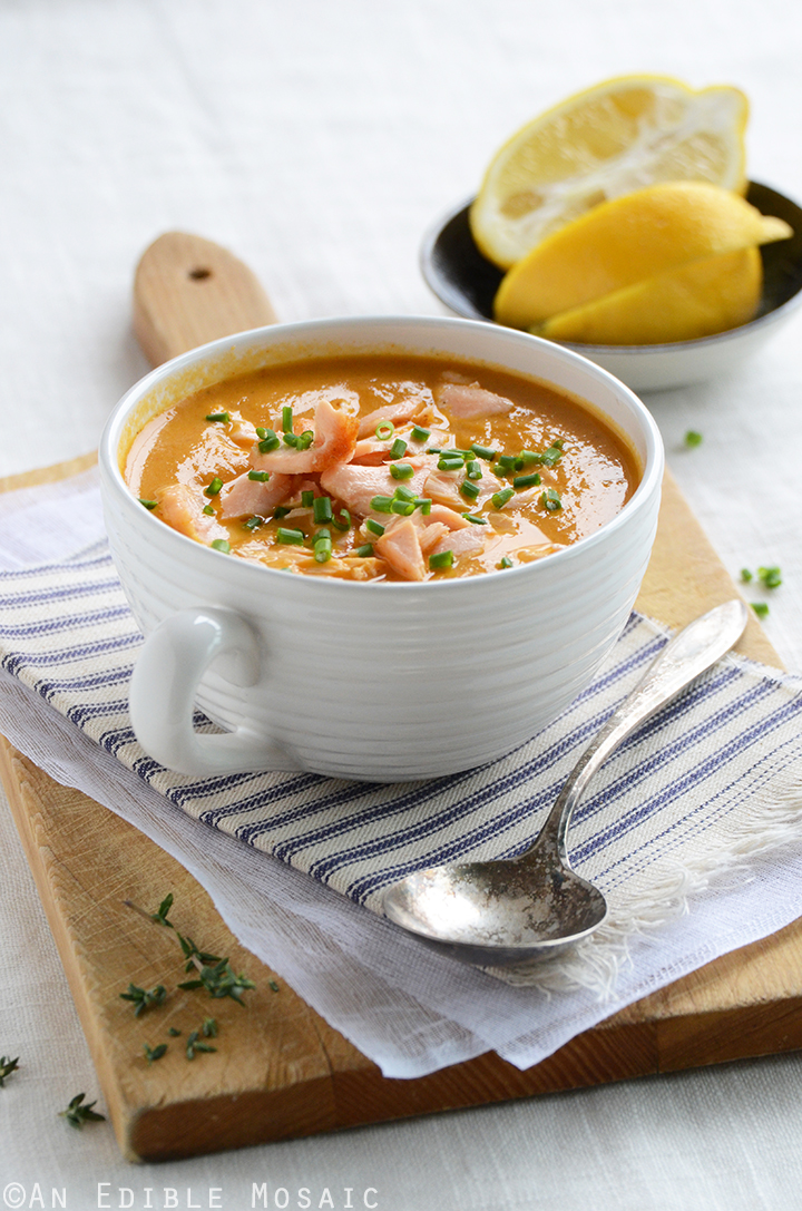 Salmon Bisque 3