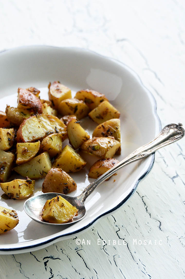 Roasted Greek Potatoes 1