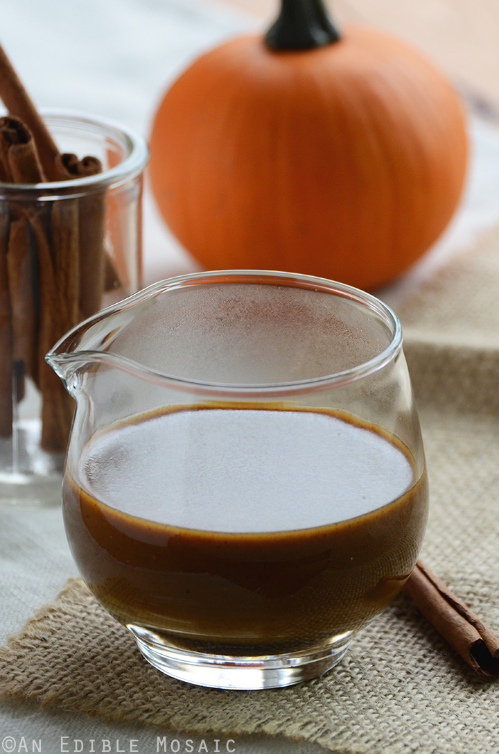 Sugar-Free Pumpkin Spice Syrup 3