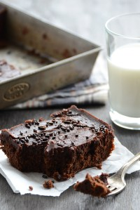 Bakery-Style Frosted Brownies {And the Aftermath of Hurricane Sandy & Helping Those in Need}