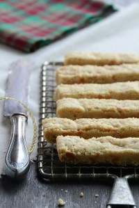 Butterscotch + Brown Butter Shortbread #25recipestoXmas