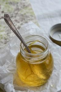 Fiori di Sicilia-Inspired Syrup