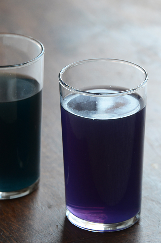 How to Make Natural Purple, Teal (Blue-Green), & Fuchsia ...