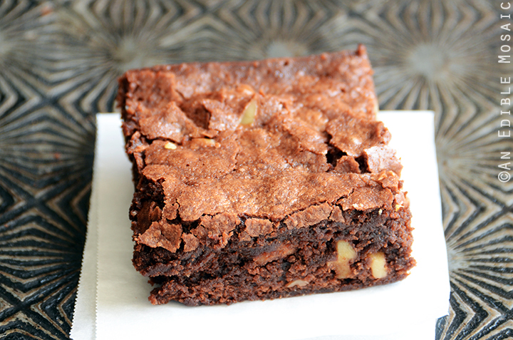 The Best Chewy Brownies 5