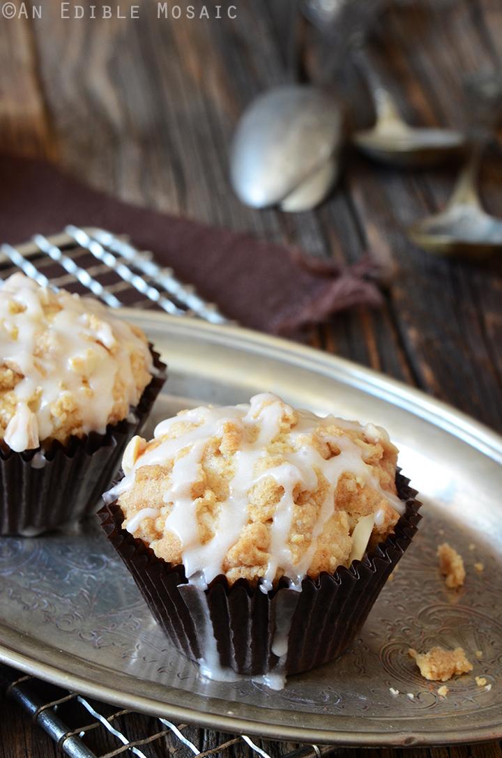 Apple-Almond Streusel Muffins 1