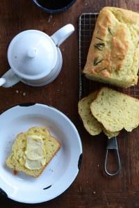 Rosemary-Onion Quick Bread