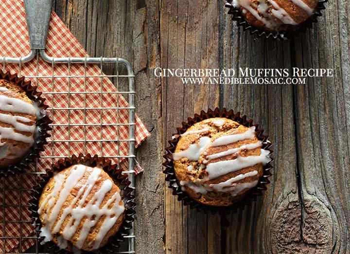 Gingerbread Muffins Recipe with Description