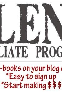 Announcing the BLEND Affiliate Program