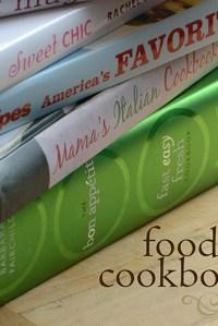 Food Blogger Cookbook Swap 2014