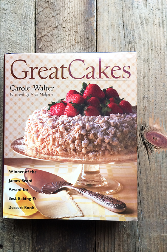 Great Cakes Cookbook
