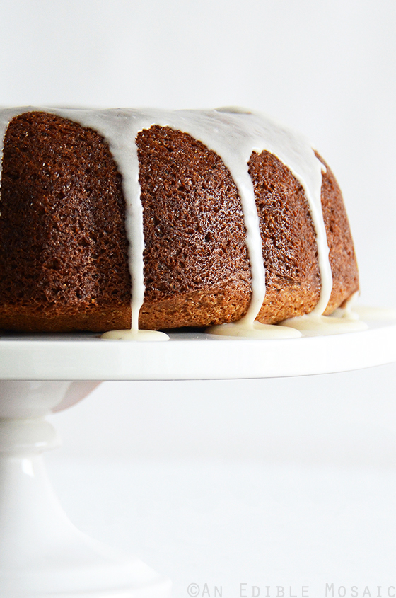 Chai-Spiced Ricotta Cake