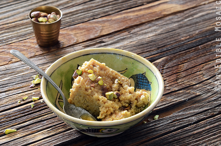 Middle Eastern Tahini, Date, and Cardamom Bulgur Wheat Breakfast Bake 5