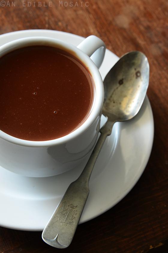 Parisian-Style Drinking Chocolate 2