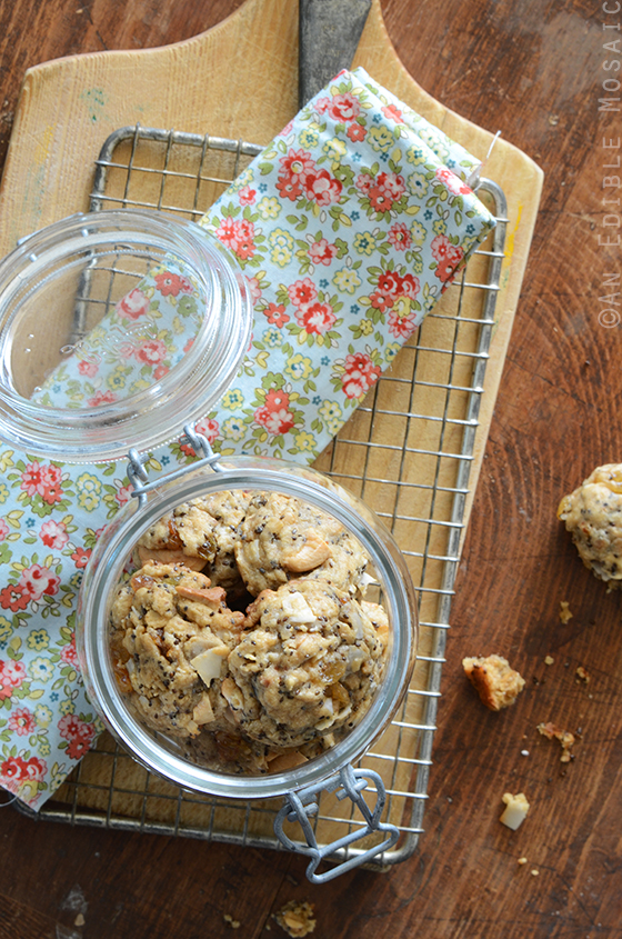 The Ultimate Granola Cookies 3