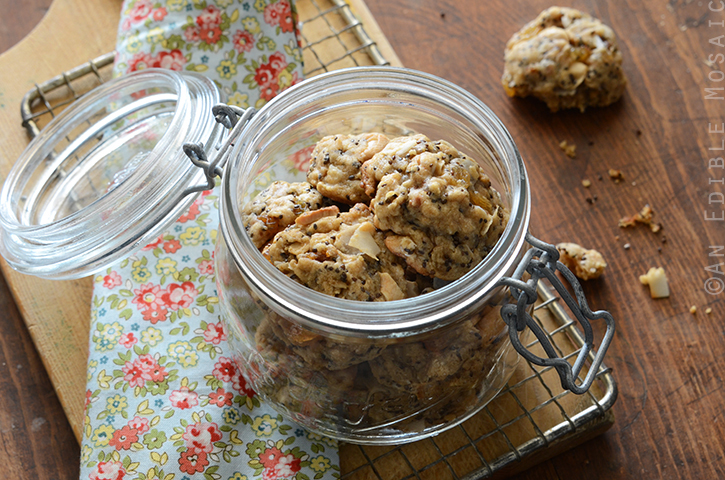The Ultimate Granola Cookies 4