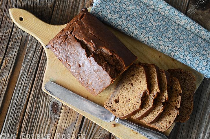 Date Loaf Cake 4