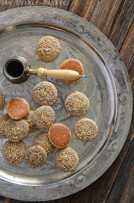 Soft and Chewy Tahini, Honey, and Almond Cookies {Paleo} 2